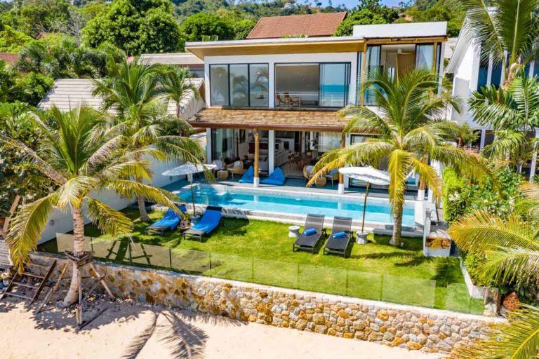 Rent Villa Samui