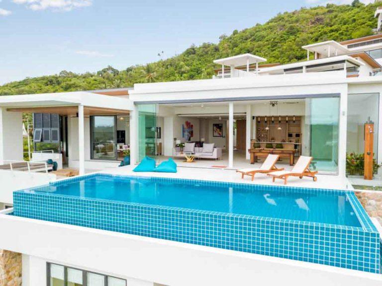 Samui Villa Construction