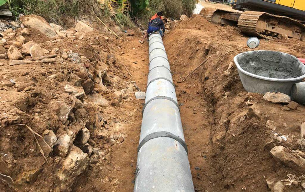 Water Supply Samui